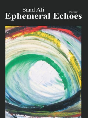 cover image of Ephemeral Echoes