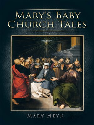 cover image of Mary's Baby Church Tales