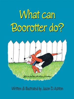 cover image of What Can Boorotter Do?