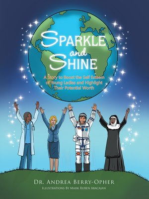 cover image of Sparkle and Shine