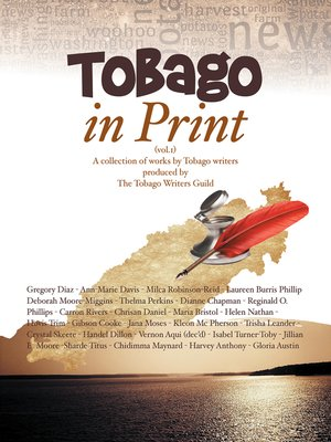 cover image of Tobago in Print