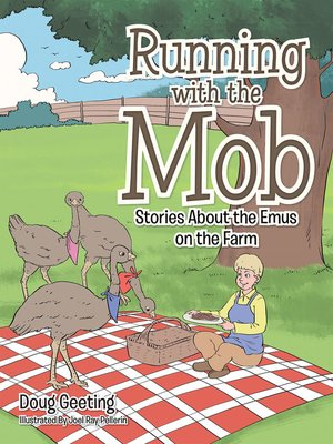 cover image of Running with the Mob