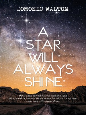 cover image of A Star Will Always Shine