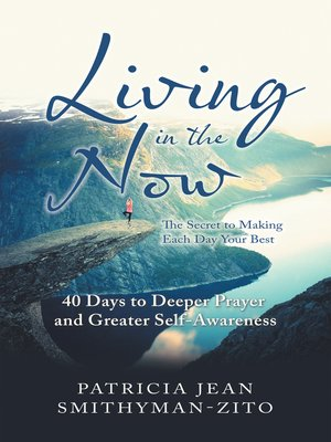 cover image of Living in the Now