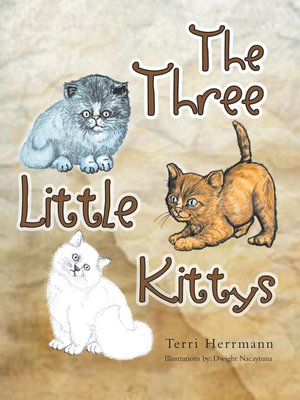 cover image of The Three Little Kittys