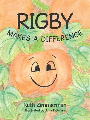 cover image of Rigby Makes a Difference