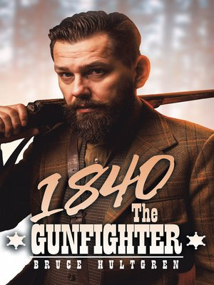 cover image of 1840 the Gunfighter