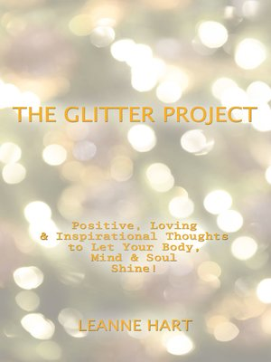cover image of The Glitter Project