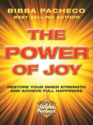 cover image of The Power of Joy