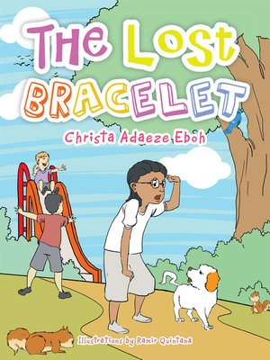 cover image of The Lost Bracelet