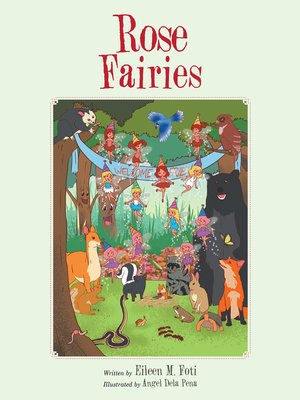 cover image of Rose Fairies