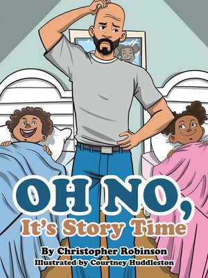 cover image of Oh No, It's Story Time