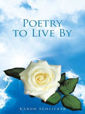 cover image of Poetry to Live By