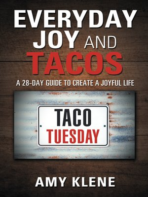 cover image of Everyday Joy and Tacos
