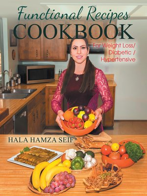 cover image of Functional Recipes Cookbook