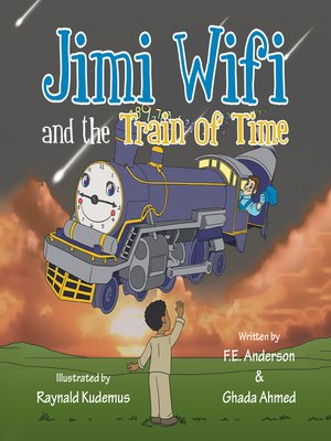 cover image of Jimi Wifi and the Train of Time