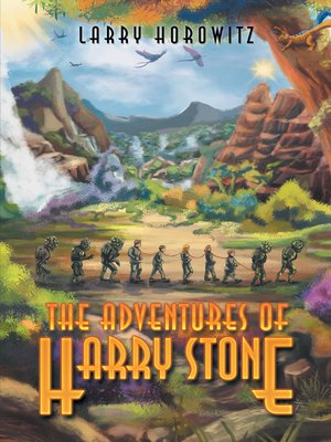 cover image of The Adventures of Harry Stone