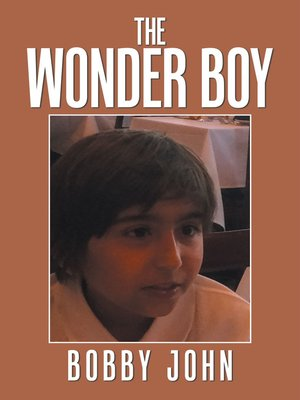 cover image of The Wonder Boy