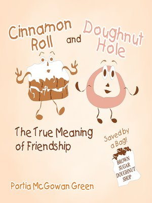 cover image of Cinnamon Roll and Doughnut Hole