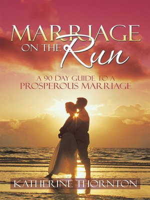 cover image of Marriage on the Run