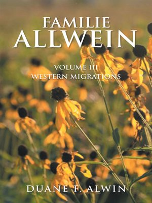 cover image of Familie Allwein
