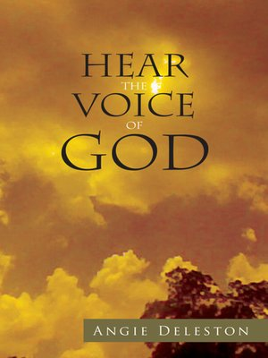 cover image of Hear the Voice of God