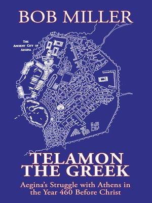 cover image of Telamon the Greek