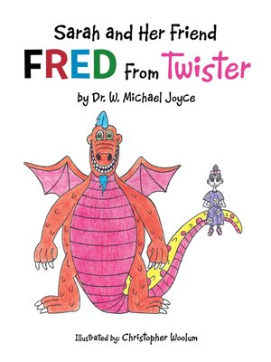cover image of Sarah and Her Friend Fred from Twister