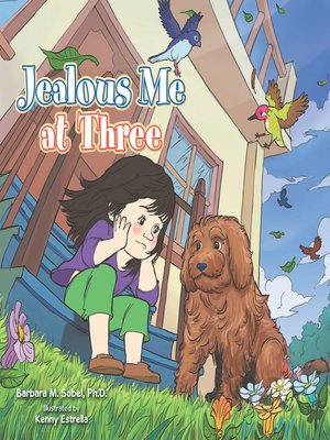 cover image of Jealous Me at Three