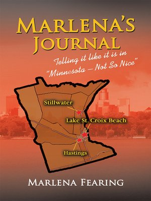 cover image of Marlena's Journal