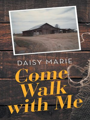 cover image of Come Walk with Me