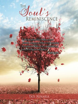 cover image of The Soul'S Reminiscence