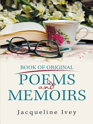 cover image of Book of Original Poems and Memoirs
