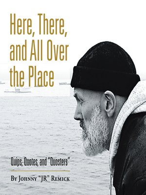 cover image of Here, There, and All over the Place