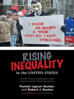 cover image of Rising Inequality in the United States