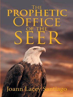 cover image of The Prophetic Office of the Seer