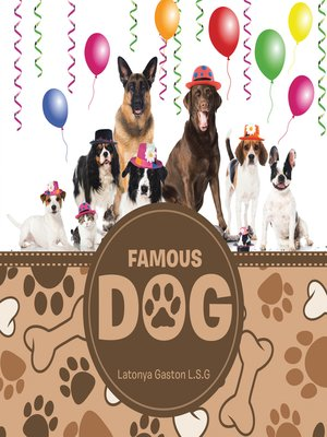 cover image of Famous Dog