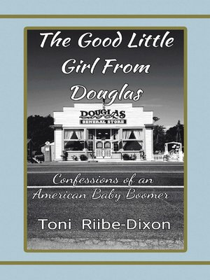 cover image of The Good Little Girl from Douglas
