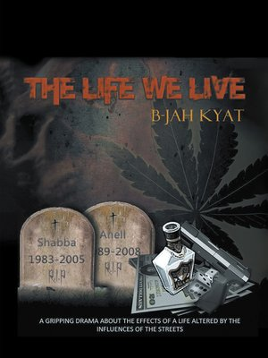 cover image of The Life We Live