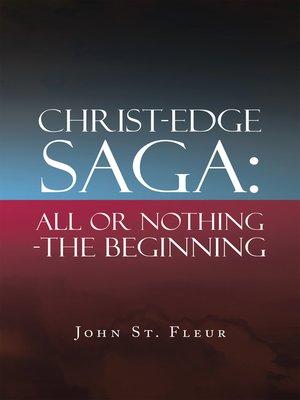 cover image of Christ-Edge Saga