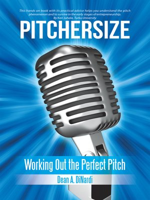 cover image of Pitchersize