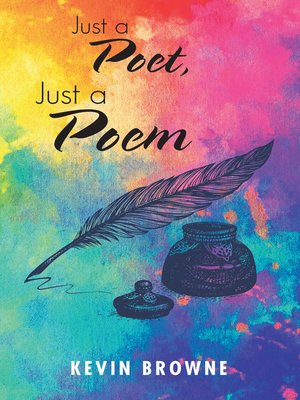cover image of Just a Poet, Just a Poem