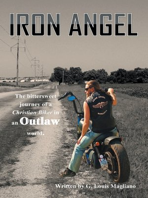 cover image of Iron Angel