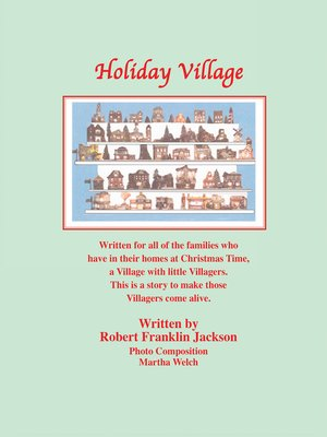 cover image of Holiday Village