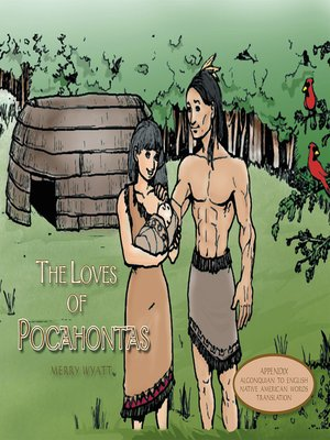 cover image of The Loves of Pocahontas