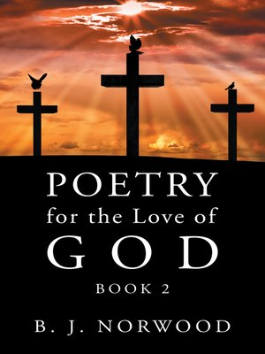 cover image of Poetry for the Love of God