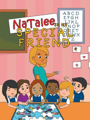 cover image of Natalee Is My Special Friend