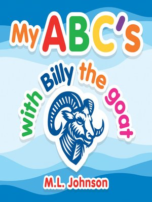 cover image of My Abc's with Billy the Goat