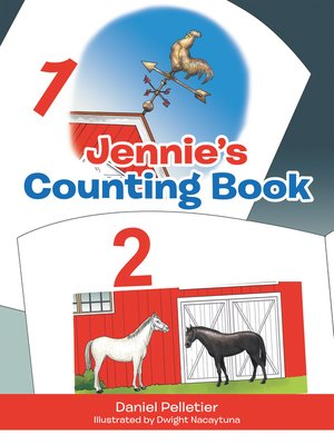 cover image of Jennie's Counting Book