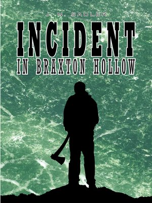 cover image of Incident in Braxton Hollow